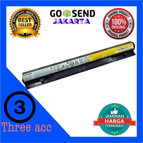Foto Produk Baterai ORIGINAL Lenovo IdeaPad G400S G405S G410S G500S G505S S410P dari Three Acc