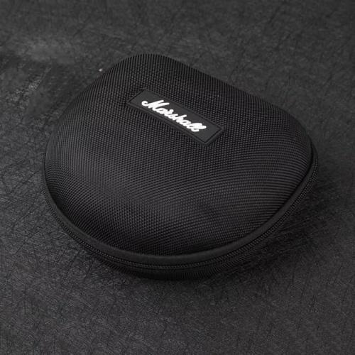 Foto Produk Box Marshall Major and Audio Technica Headphone earphone Warna Hitam dari docker