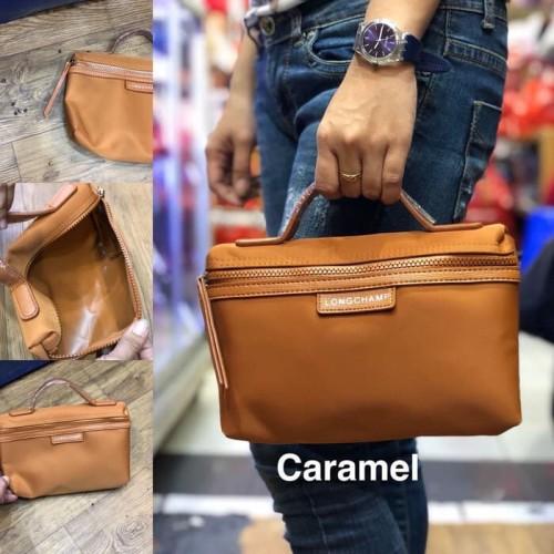 Foto Produk tas wanita/pouch tenteng/jinjing/premium dari Longchamp Lover