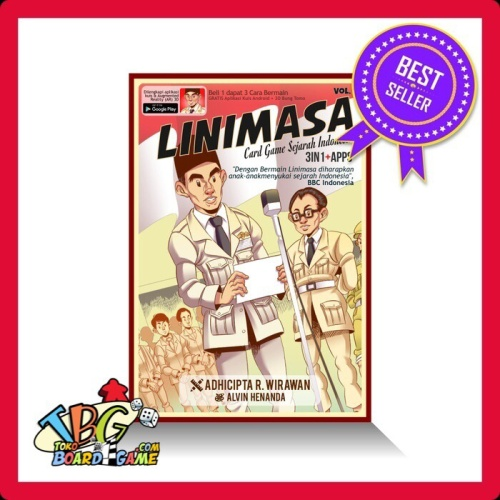 Foto Produk Linimasa Board Game ( Original ) dari Toko Board Game