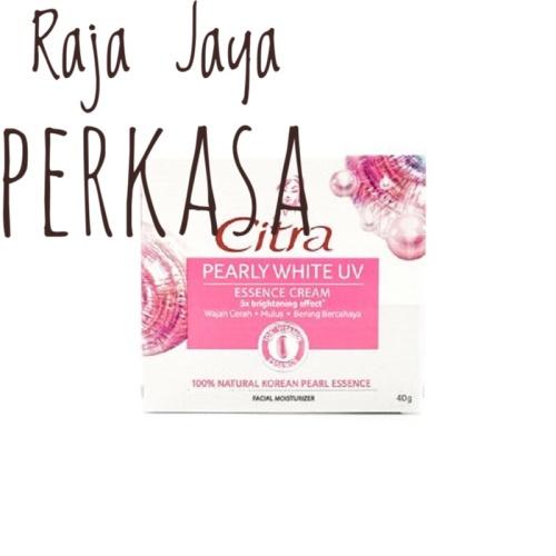 Foto Produk Citra Hazeline Pearly White UV 40g dari Raja Jaya Perkasa
