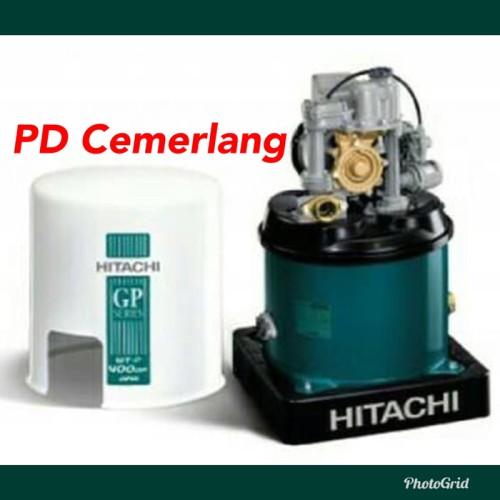Foto Produk Pompa air pendorong hitachi 250watt otomatis dari PD.Cemerlang