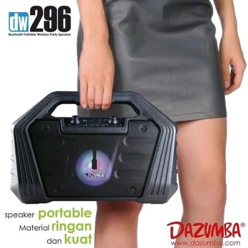Foto Produk Speaker Bluetooth Dazumba 296 dari veronshoppe