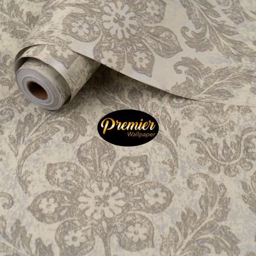 Foto Produk Wallpaper Traditional Batik |45CM x 10M dari Premier Wallpaper