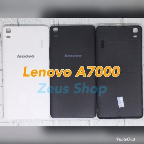 Foto Produk Backdoor Tutupan Baterai Back Casing Housing Lenovo A7000 dari zeus shop 88