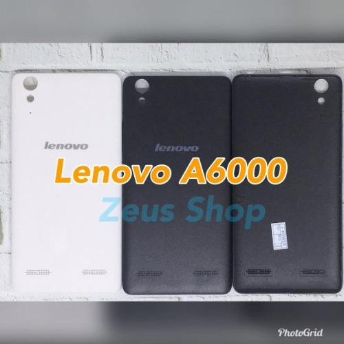 Foto Produk Backdoor Tutupan Baterai Back Casing Housing Lenovo A6000 dari zeus shop 88