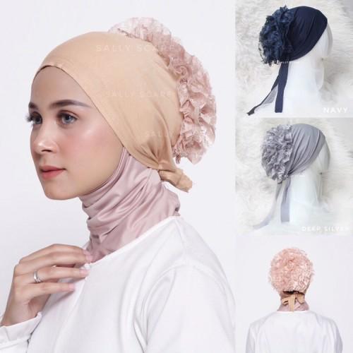 Foto Produk Inner Cepol Ciput Turki Brokat Hijab Jilbab dari Phoenix Co