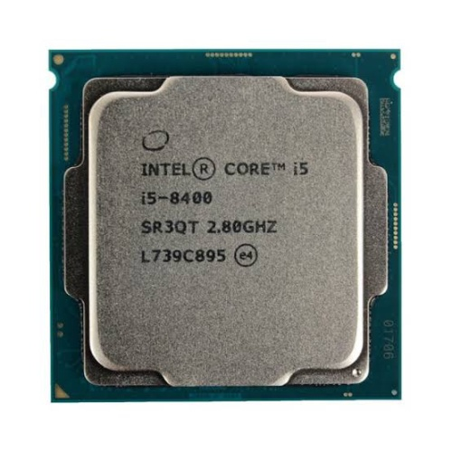Foto Produk PROCESSOR INTEL CORE I5 8400 TRAY + FAN INTEL SOCKET 1151 dari iconcomp