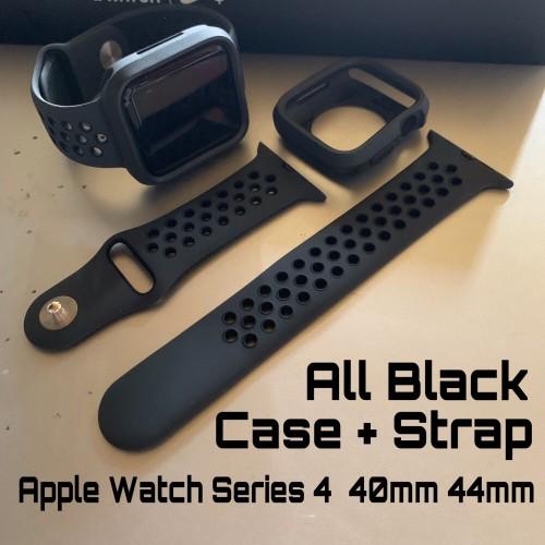Foto Produk Apple Watch Strap Series 6 SE 5 4 40mm 44mm NIKE DESIGN BUMPER STRAP - 38mm dari AppShoppe