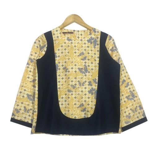 Foto Produk Atasan blouse batik wanita elok blouse dari rheazalea