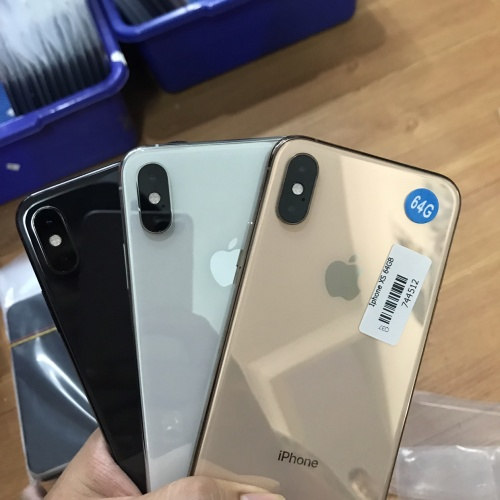 Foto Produk Iphone XS 64gb Bekas Fullset - 64 gb, Grey Black dari Boboy Store