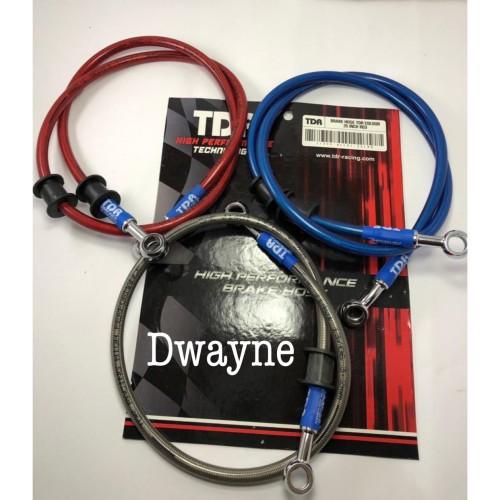 Foto Produk Selang Rem TDR ukuran 35 inch / 24 inch bisa semua motor dari Galery_variasi motor