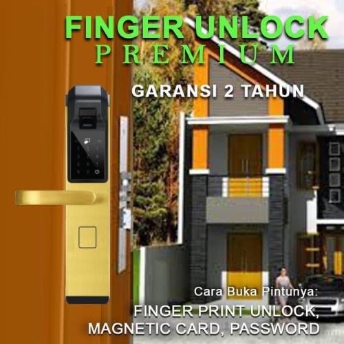 Foto Produk Smart finger lock door dari Younglivingmedan