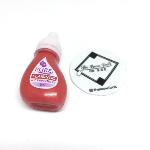 Foto Produk Biotouch Pure Flaminggo, Tinta Sulam Bibir dari TheBrowTools