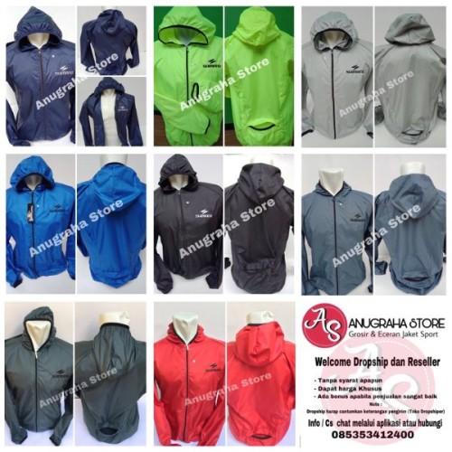 Foto Produk Jaket Shimano Parasut Metalik Cocok Untuk Olahraga dari Anugraha Store