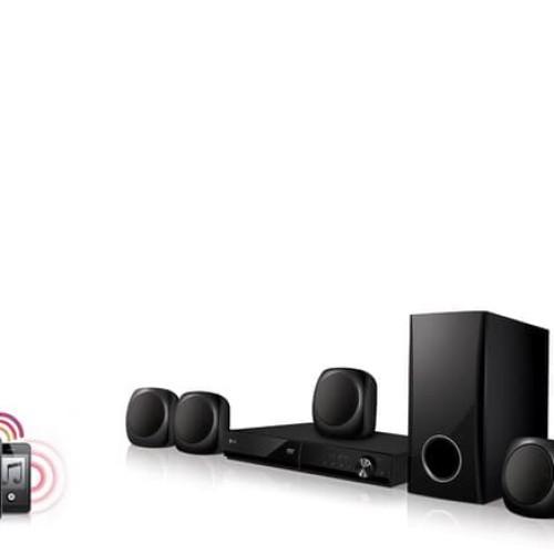 Foto Produk Speaker 1 set + VCD player dari Hao Mei