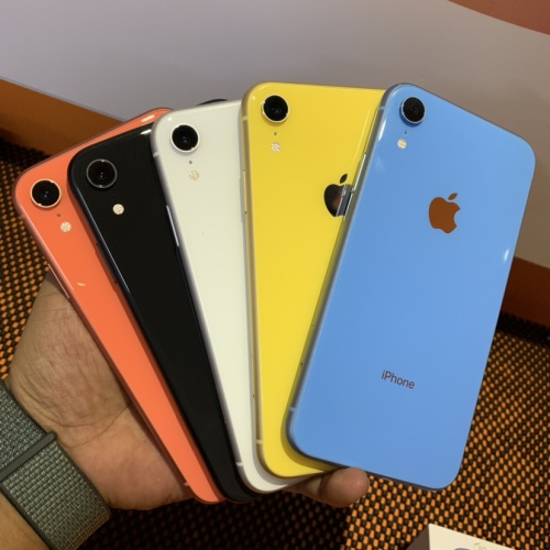 Foto Produk iPhone XR 64gb 64 Second Original Kondisi Like New - Black dari Tara Phone