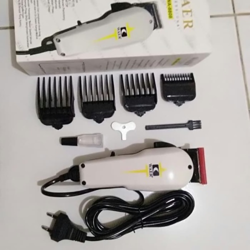 Foto Produk alat cukur rambut / cliper waer 8808 / cukuran rambut pangkas rambut dari tingQa grosir