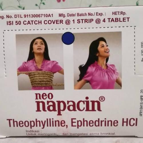 Foto Produk Neo Napacin BOX dari Vlc stuff
