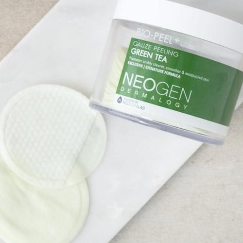 Foto Produk NEOGEN - Neogen Bio Peel Gauze Green Tea 30pcs dari Kawaii Beauty Shoppu