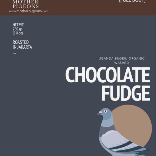 Foto Produk CHOCOLATE FUDGE (Uganda Bugisu Organic Washed) dari Motherpigeons Roaster