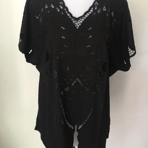 Foto Produk Baju Bordir Kupu Kupu Bali dari Chrome Bali