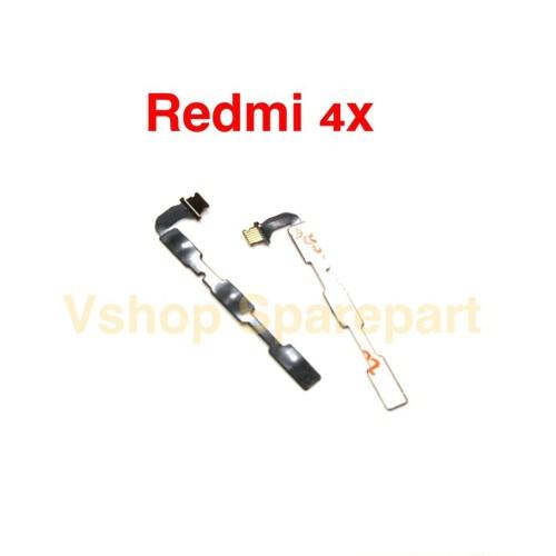 Foto Produk Flexibel Flexibel On Off Volume Xiaomi Redmi 4X dari vshop sparepart