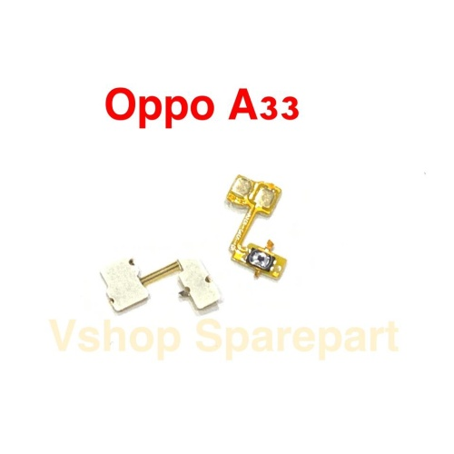 Foto Produk Flexibel Flexible On Off Oppo A33W A33 Neo 7 dari vshop sparepart