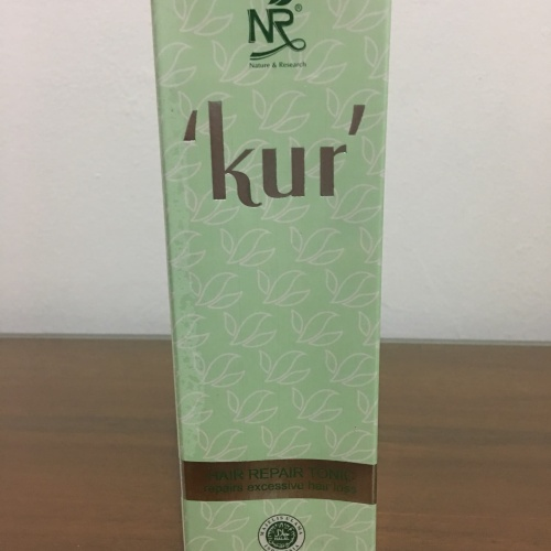 Foto Produk NR KUR HAIR REPAIR TONIC 200 ML dari beautyhollicshop
