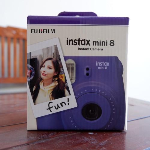 Foto Produk Fujifilm Instax Mini 8 Kamera Polaroid Brand New Garansi Resmi FFID dari gaspolindo