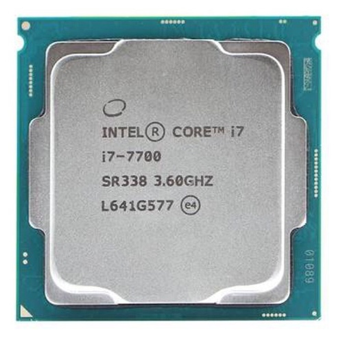 Foto Produk PROCESSOR INTEL CORE I7 7700 TRAY LGA 1151 dari iconcomp