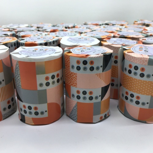 Foto Produk (PAKET 20 Roll) Kertas Thermal Paper Roll Ukuran 58 x 40 KAS PAPER dari Hiroshi official