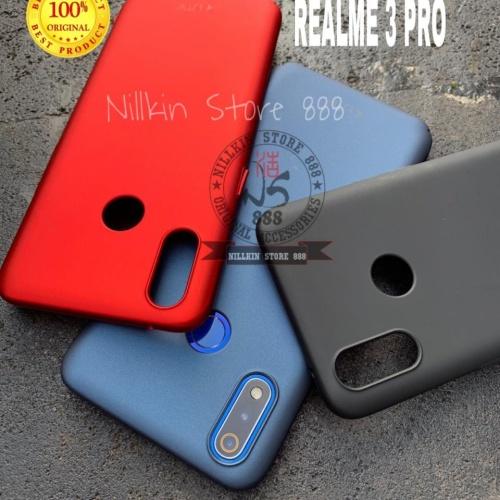 Foto Produk OPPO REALME 3 PRO UME ECO HARD CASE SOFT TOUCH SLIMCASE dari Nillkin Store 888