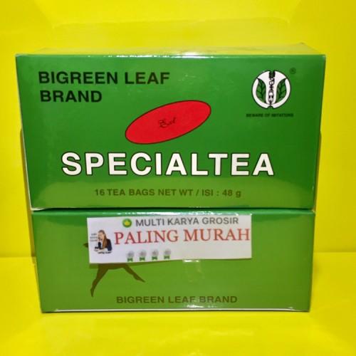 Foto Produk Special tea extra strength bigreen leaf Special teh dari MULTI KARYA GROSIR