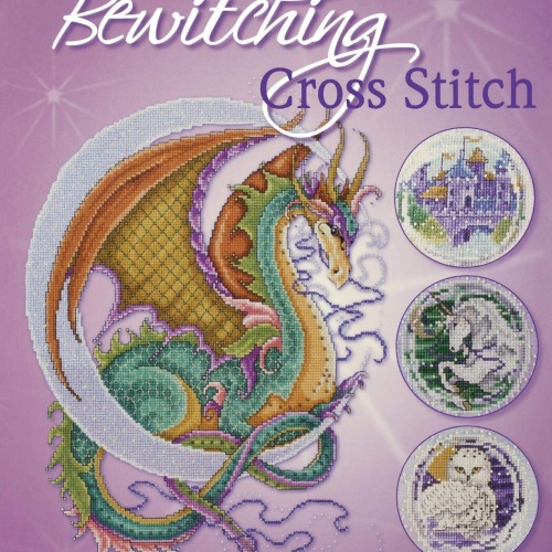 Foto Produk Bewitching Cross Stitch Joan Elliott dari emily collection