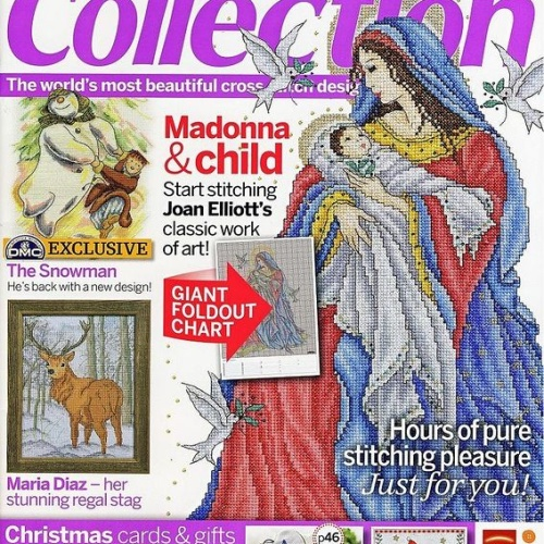 Foto Produk Cross Stitch Collection issue 203 thn 2011 dari emily collection