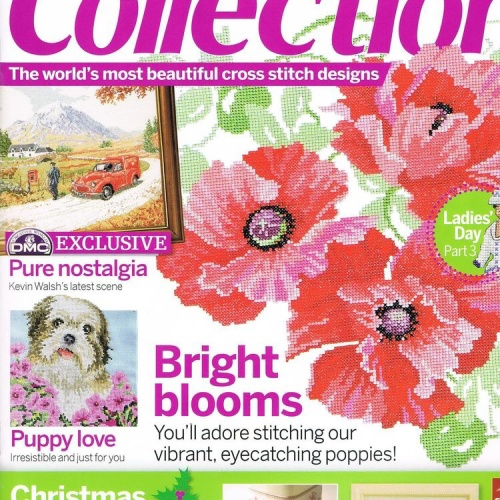 Foto Produk Cross Stitch Collection issue 201 thn 2011 dari emily collection