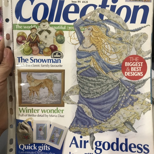 Foto Produk Cross Stitch Collection issue 191 thn 2010 dari emily collection