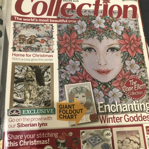 Foto Produk Cross Stitch Collection issue 204 thn 2011 dari emily collection