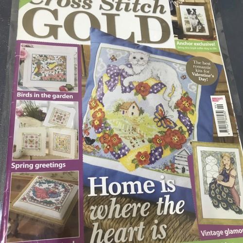 Foto Produk Cross Stitch Gold dari emily collection