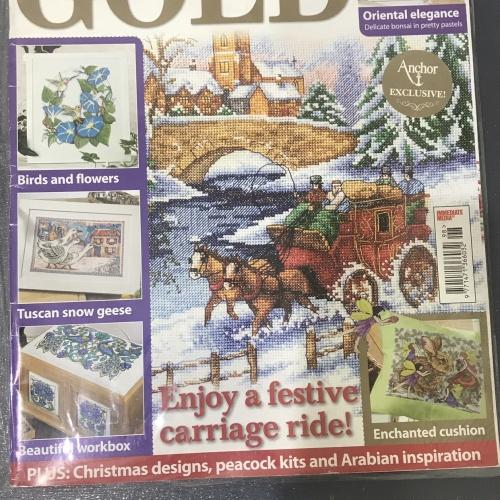 Foto Produk Cross Stitch Gold issue 98 dari emily collection