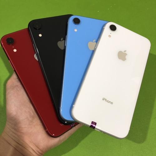 Foto Produk iPhone XR 64GB BEKAS ORIGINAL 100% | MULUS FULLSET - RED dari QQ store168