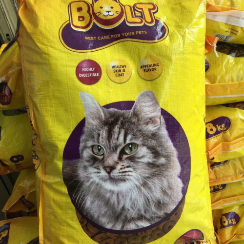 Foto Produk Bolt cat foot 20 kg makanan kucing setara momo ,0mega , felibet .uni dari Grosiran Petshop Bekasi