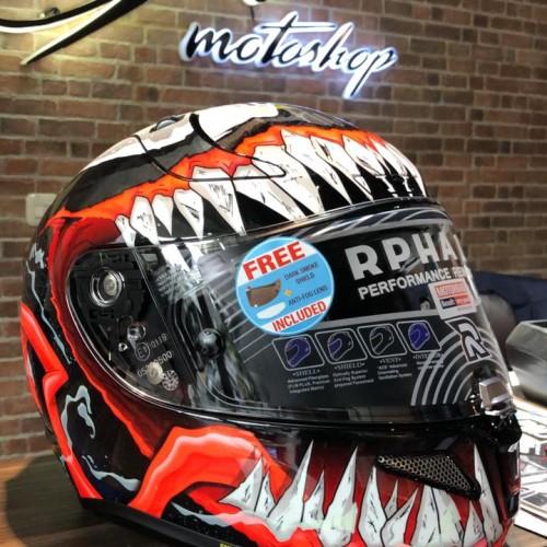 Foto Produk Hjc Rpha 11 Venom 2 dari Bv Motoshop
