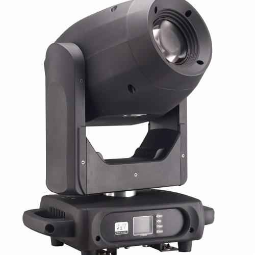Foto Produk Moving head Spot LED 200W VELLO LIGHT include Flightcase dari DUNIA LAMPU LIGHTING