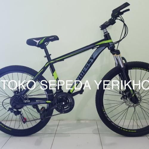 Foto Produk Sepeda Gunung MTB 26 Odessy Challenger dari Toko Sepeda Yerikho
