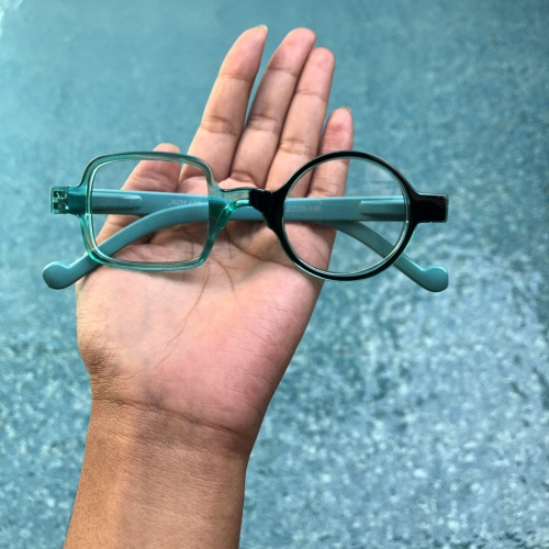 Foto Produk Poker Face Eyeglasses RFLEYEWEAR Frame Kacamata Unisex dari realfashionlvrs
