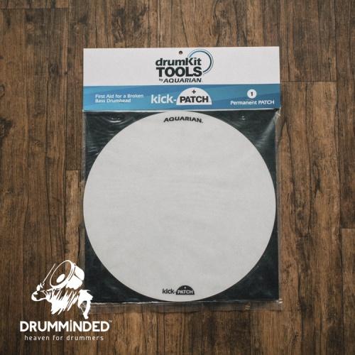Foto Produk Aquarian KickPatch Bass Drum Repair Patch dari drumminded