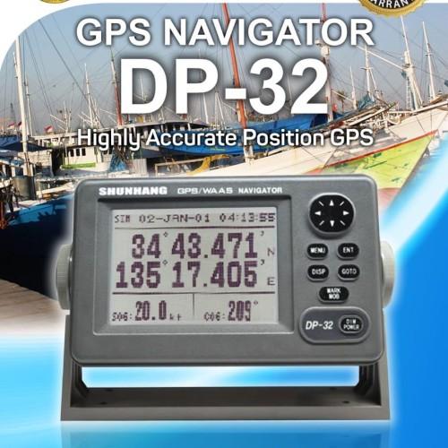 Foto Produk GPS Navigation DP-32 Shunhang Pengganti Furuno GP32 dari FerdiMSE