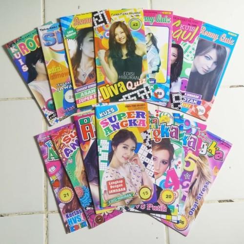 Foto Produk Buku TTS harga pedagang dari hsienmei